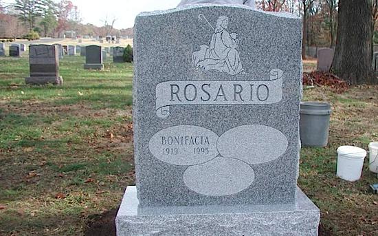 single-rosario